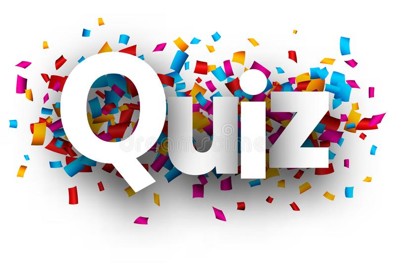 Colorful Quiz Stock Illustrations – 1,758 Colorful Quiz Stock