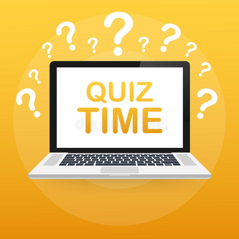Quiz Time Stock Illustrations – 686 Quiz Time Stock Illustrations