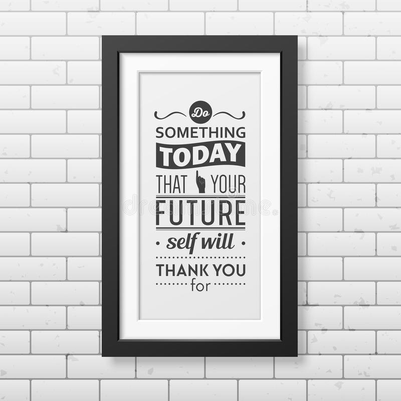 Download Quote Typographical Background In Realistic Square Stock Vector    Illustration Of Motivational, Creative: