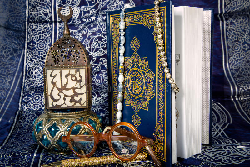 Quran στοκ φωτογραφία