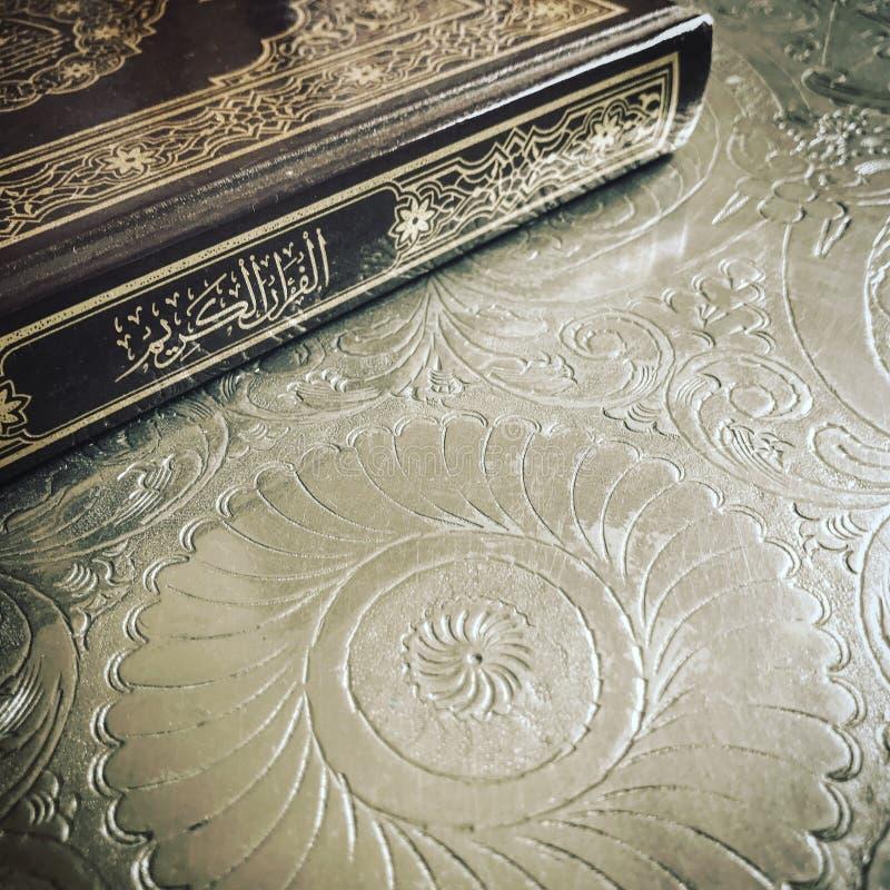 Quran del santo fotos de archivo libres de regalías