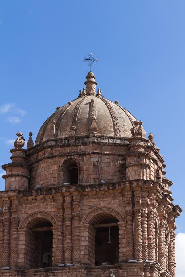 Quricancha, Templo de Santo Domingo royalty free stock images