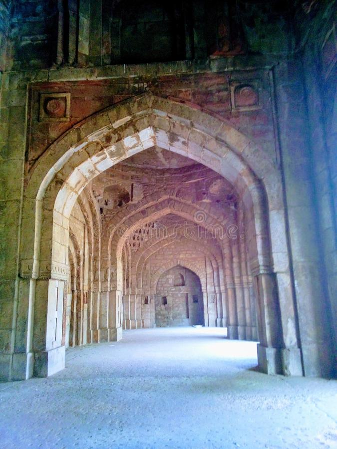 Qutub Minar immagine stock