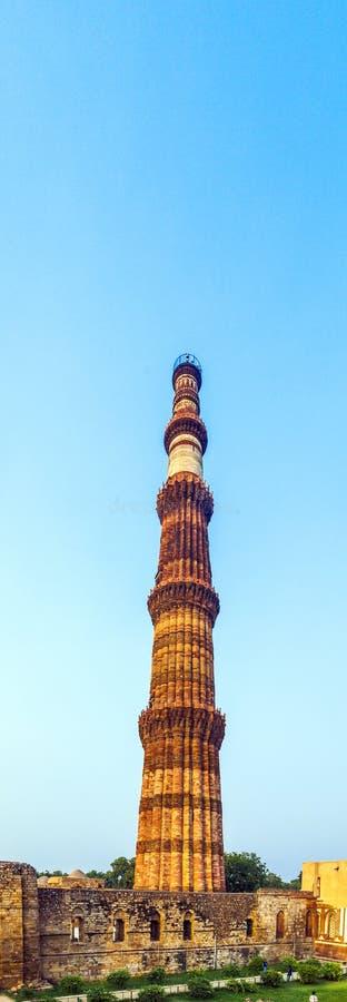 Download Qutub Minar En Delhi, La India Foto de archivo - Imagen de delhi, famoso: 41914318