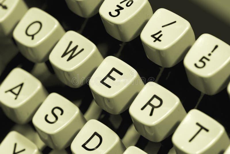 Qwerty Stock Image