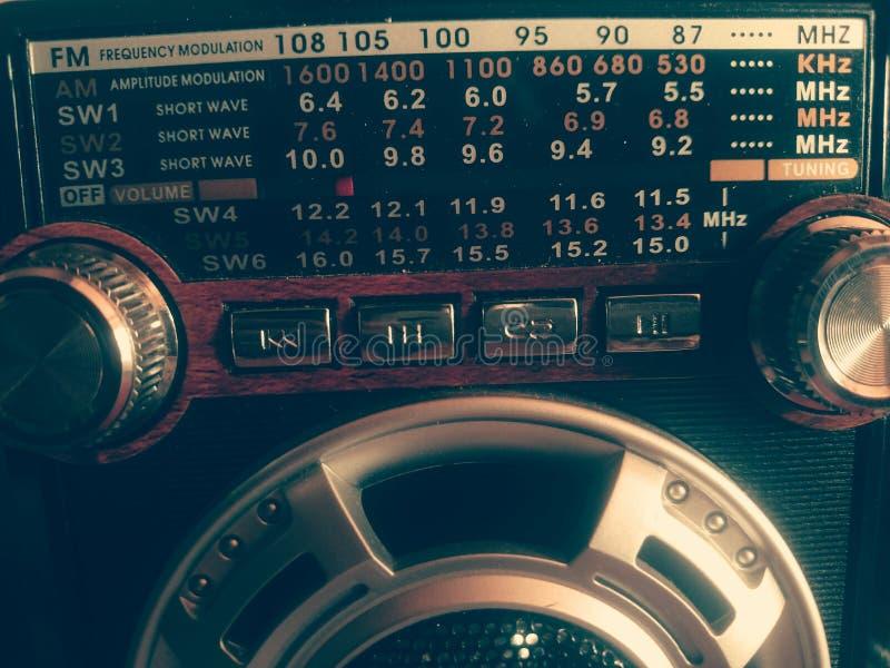 Rádio compacto foto de stock royalty free