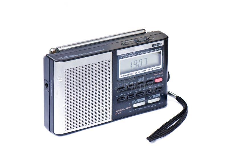 Rádio portátil imagens de stock