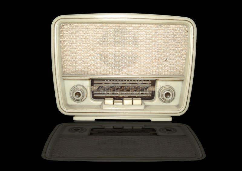 Rádio retro fotos de stock royalty free