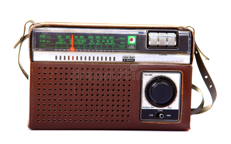 Rádio velho