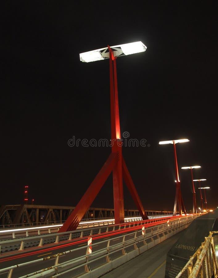 Rákóczi-Bridge royalty free stock images