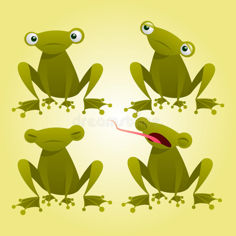 Râ dos desenhos animados foto de stock royalty free
