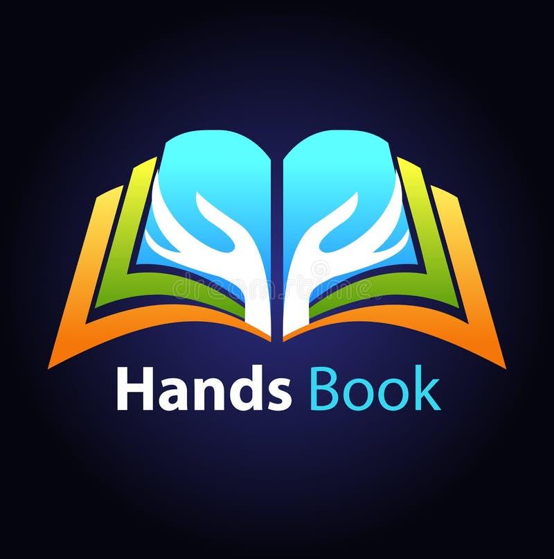 Ręki rezerwują symbol ilustracji
