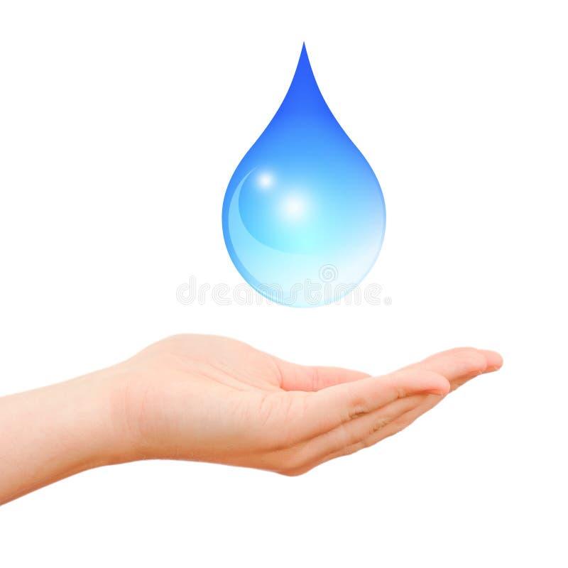Räddningvattensymbol arkivfoto