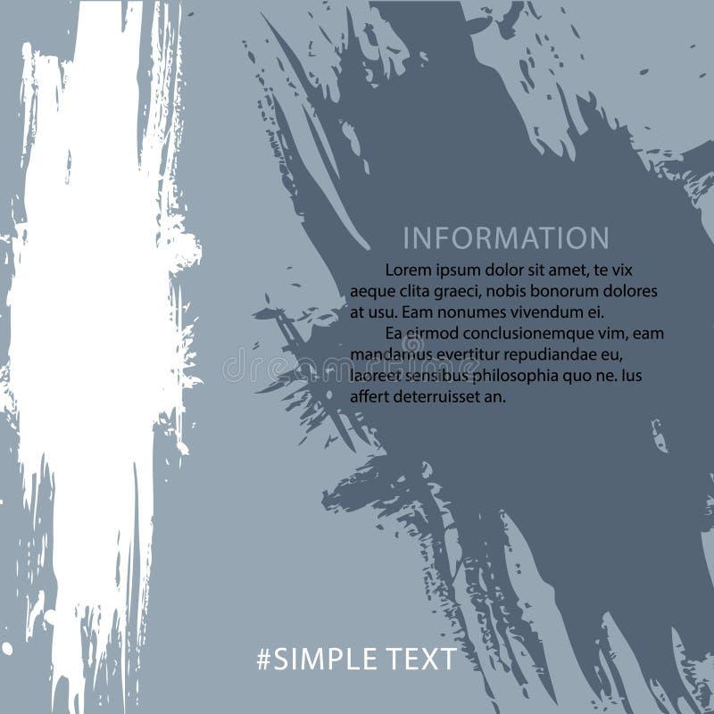 Räkningsmallar ställde in med beståndsdelar för den bauhaus-, memphis och hipsterborsteslaglängden Geometriskt och tekniskt fel f stock illustrationer
