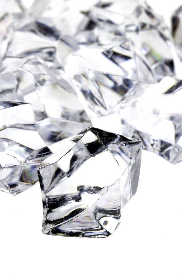 rå diamanter arkivfoton