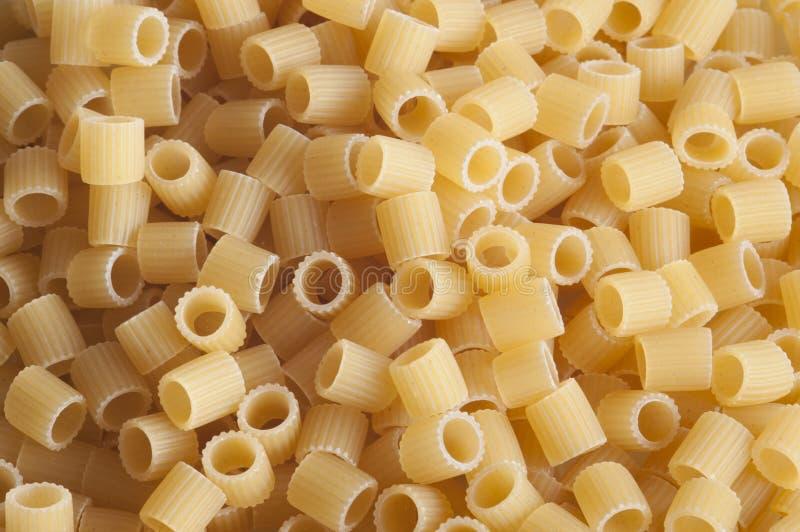 rå macaroni royaltyfri bild