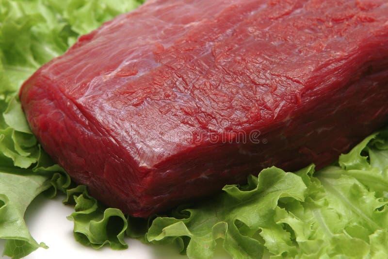 rå ny meat royaltyfri foto