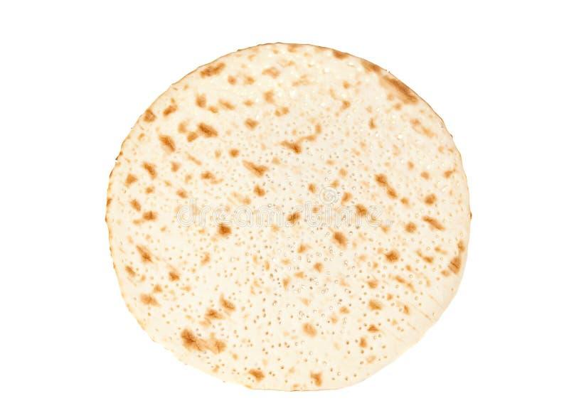 Rå pizzagrund royaltyfria bilder
