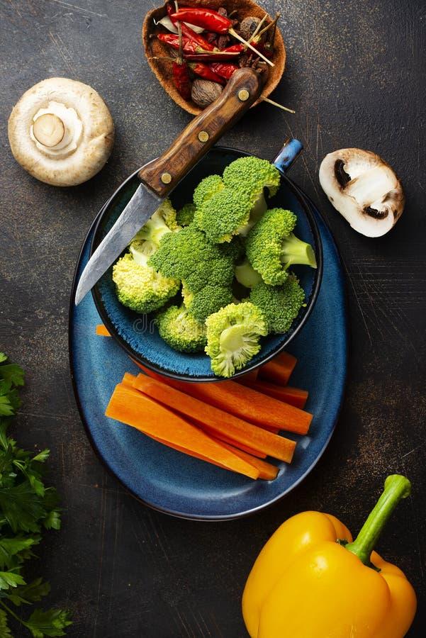 Rågrönsaker royaltyfria bilder