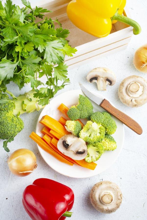 Rågrönsaker arkivfoto