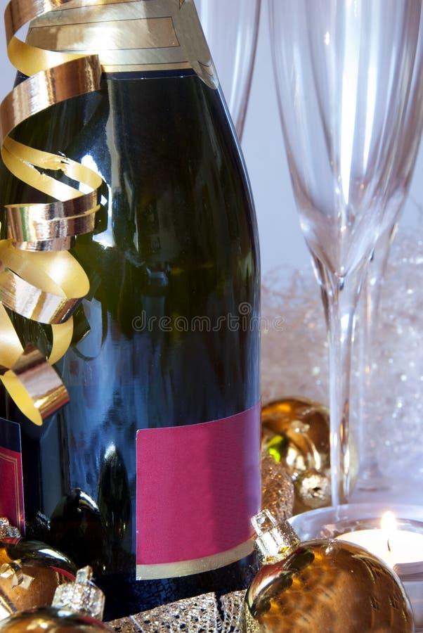 Réception de Champagne photos libres de droits