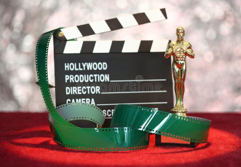 Récompense de film photo libre de droits
