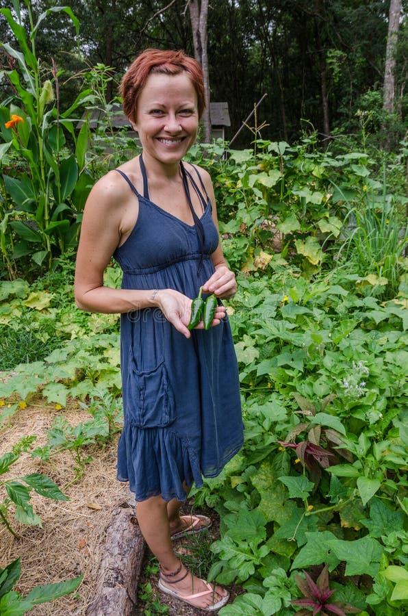 Récompenses du jardinage photos stock