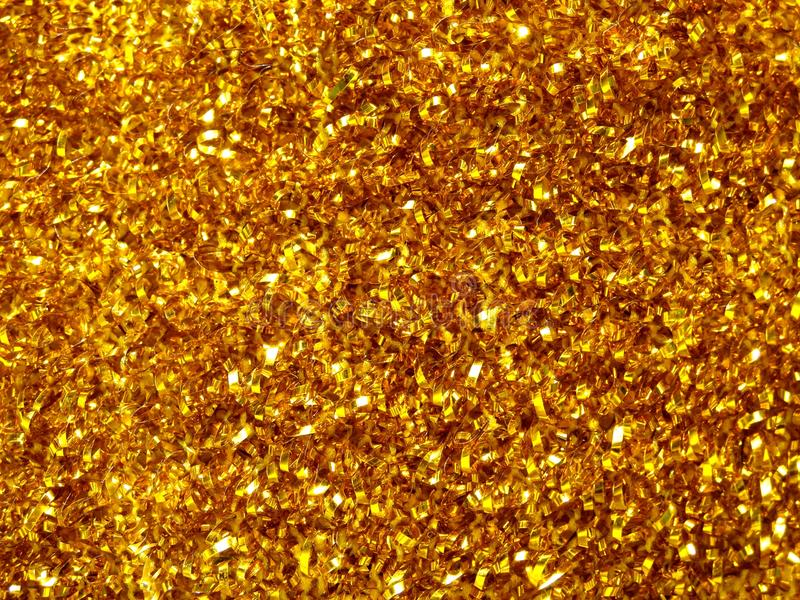 Récureur d'or photos libres de droits