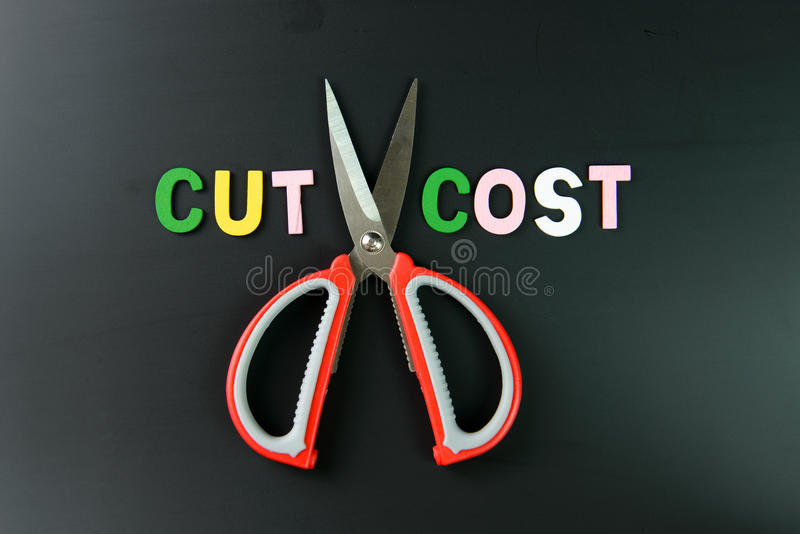 Réduisez le coût images libres de droits