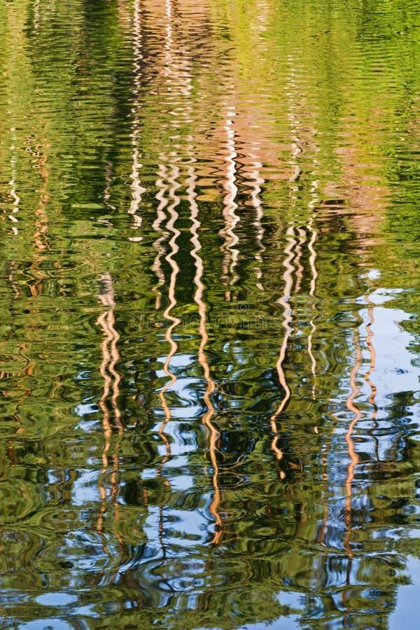 Réflexion photographie stock