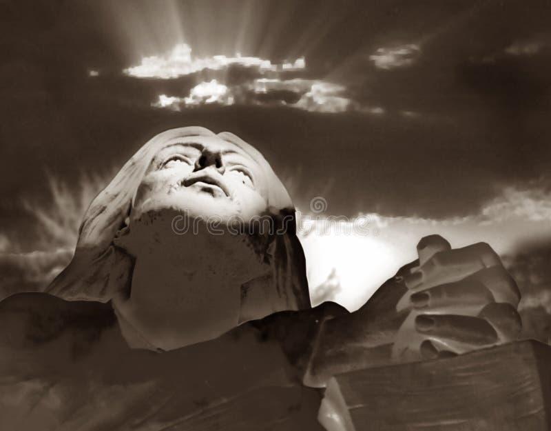 Réflexion divine photos stock