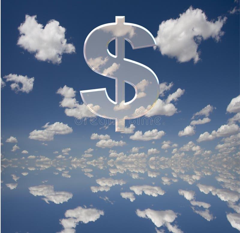 Download Réflexions image stock. Image du fond, finances, clear - 8656793