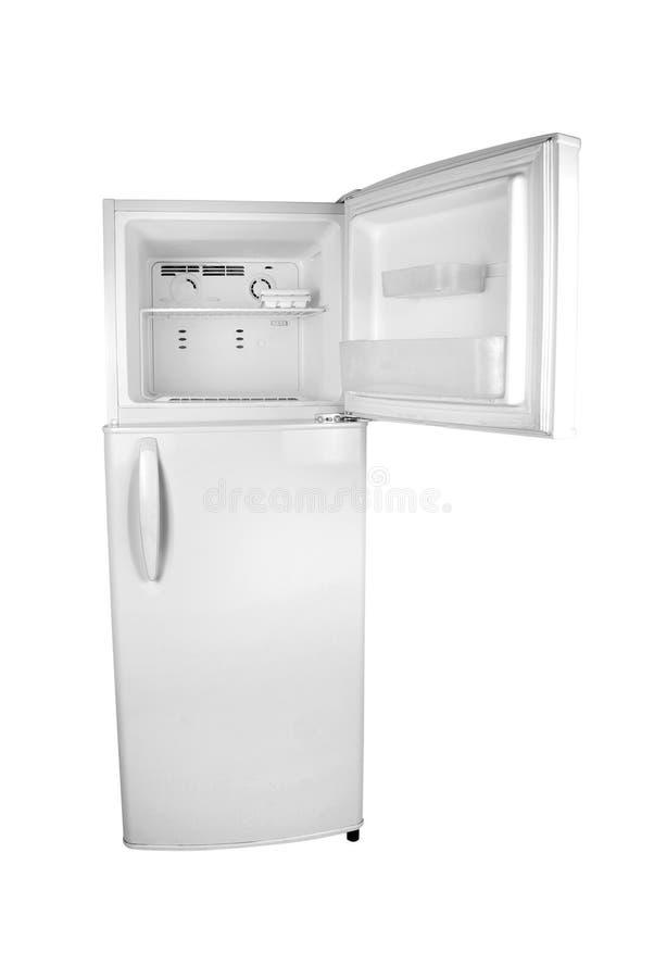 réfrigérateur inclus de chemin photo stock