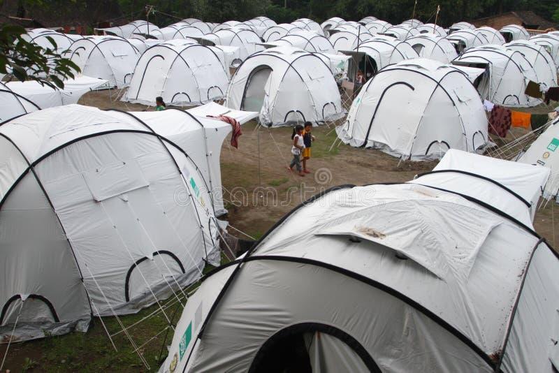 Réfugiés photographie stock libre de droits