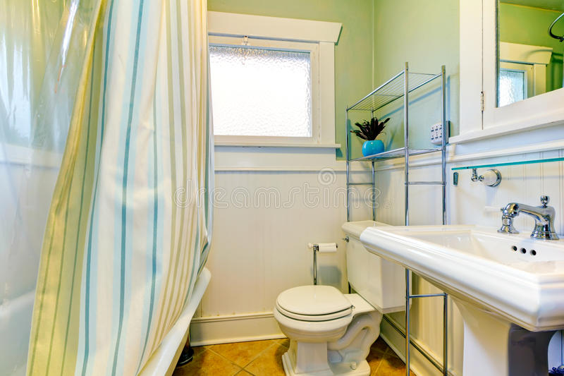 awesome salle de bain verte et blanche contemporary amazing house design. Black Bedroom Furniture Sets. Home Design Ideas