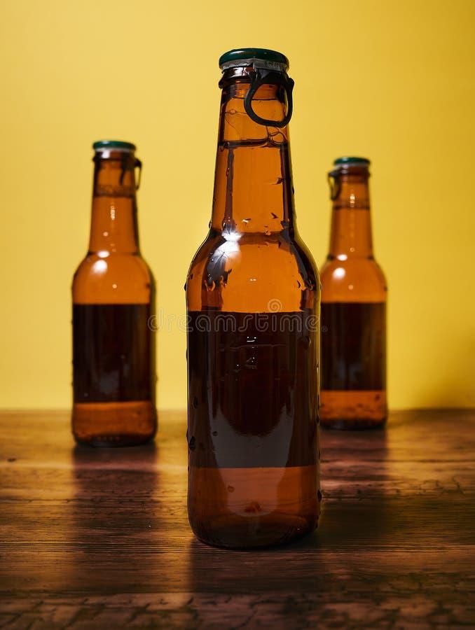 Régénération et boisson froide image libre de droits