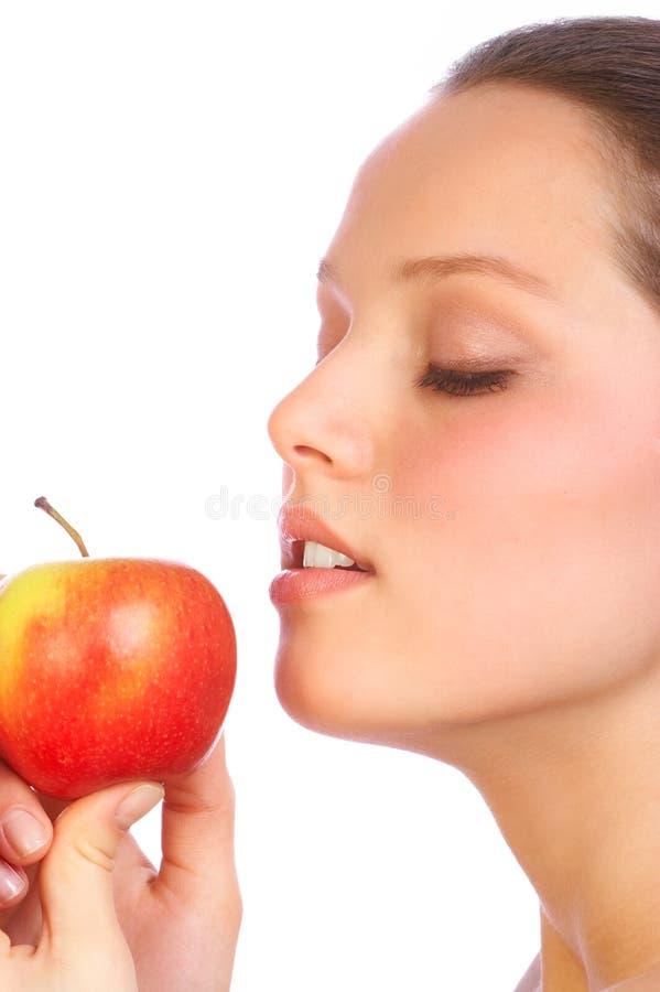 Régime d'Apple images libres de droits