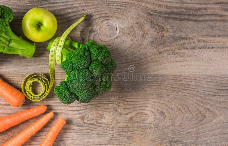 Régime de légumes pour la perte de poids photo stock