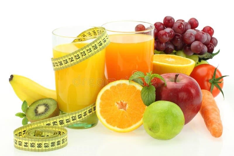 Régime et nutrition images stock