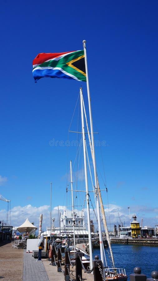 Région de bord de mer à Cape Town, Afrique du Sud image stock