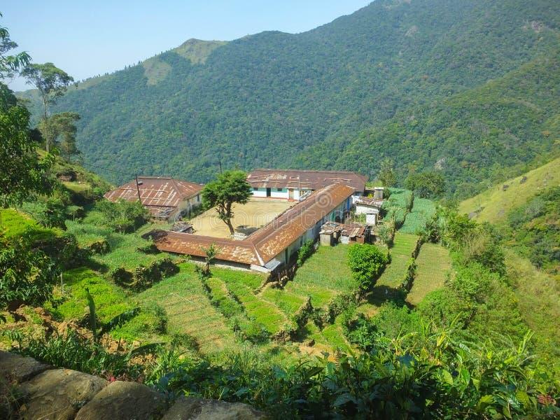 Région de Sri Lanka Beutifull photos libres de droits
