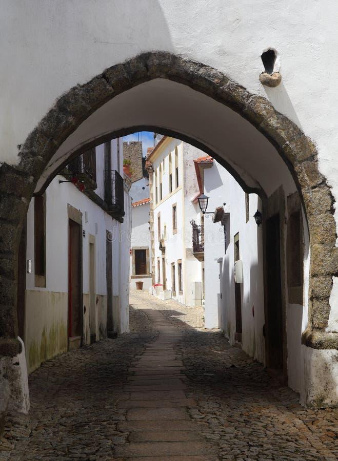Région du Portugal, l'Alentejo, Evora, Marvao photos stock