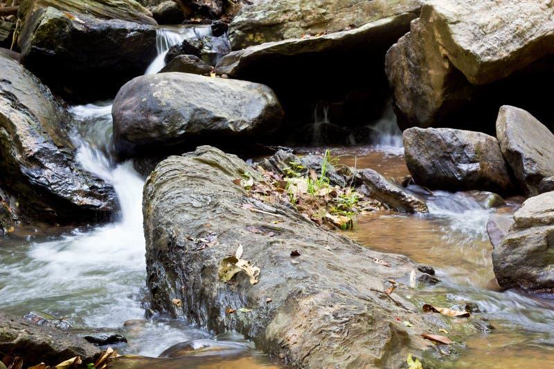 Région naturelle de cascade photos stock