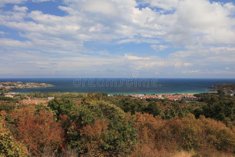 Région Sozopol de Kavaci photographie stock libre de droits