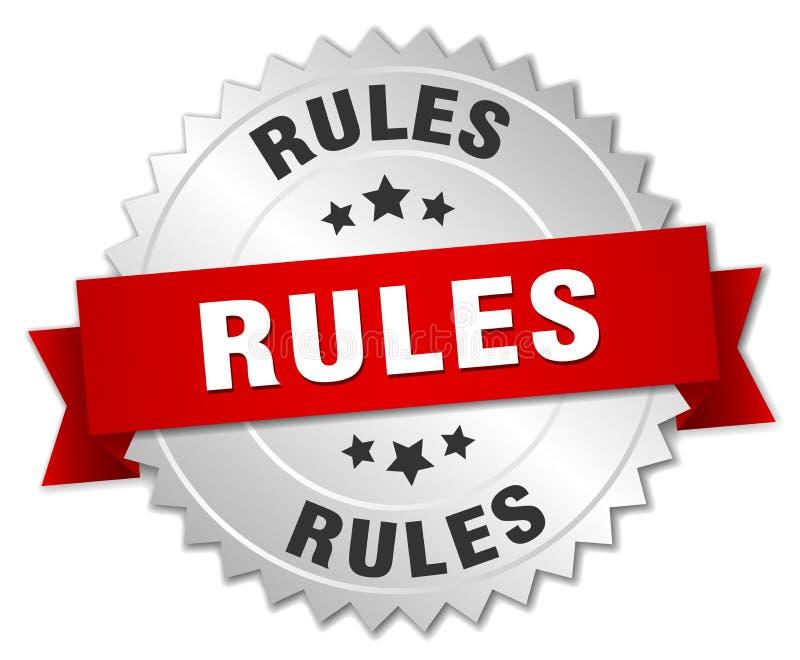 réguas ilustração royalty free