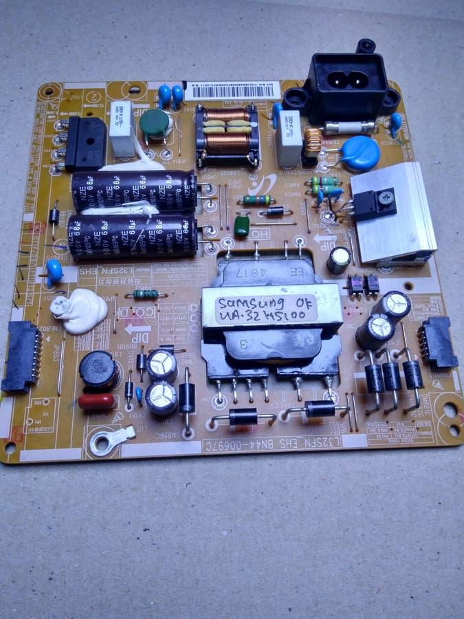 Régulateur Samsung 32H5100 photo libre de droits