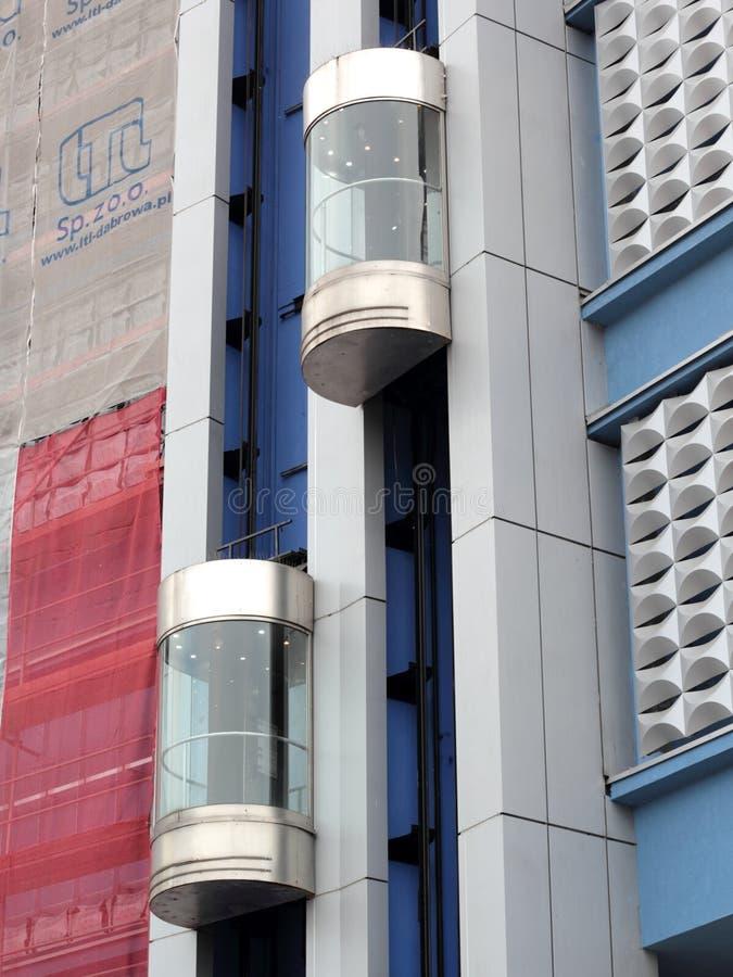 Rénovation de Skarbek, Katowice photo libre de droits