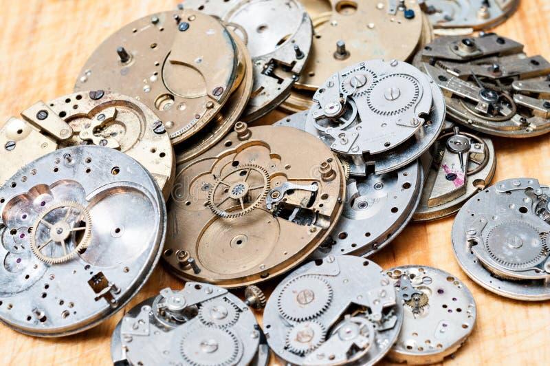 Réparation des montres photo libre de droits
