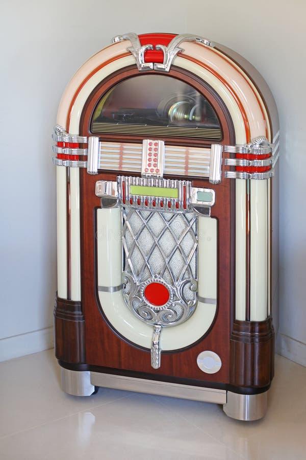 Réplica do jukebox imagem de stock