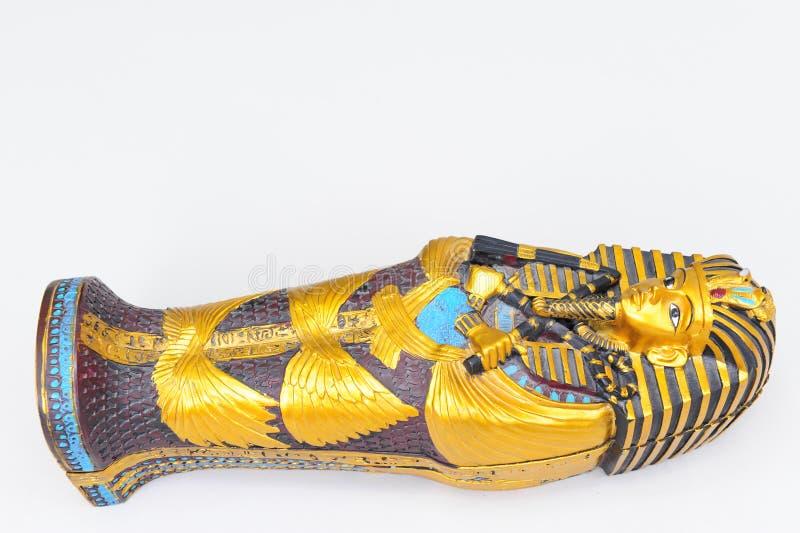 Réplica do túmulo de Tuthankamens foto de stock royalty free